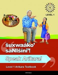 Arikara Book Cover